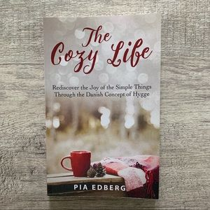 The Cozy Life by Pia Edberg Paperback Book